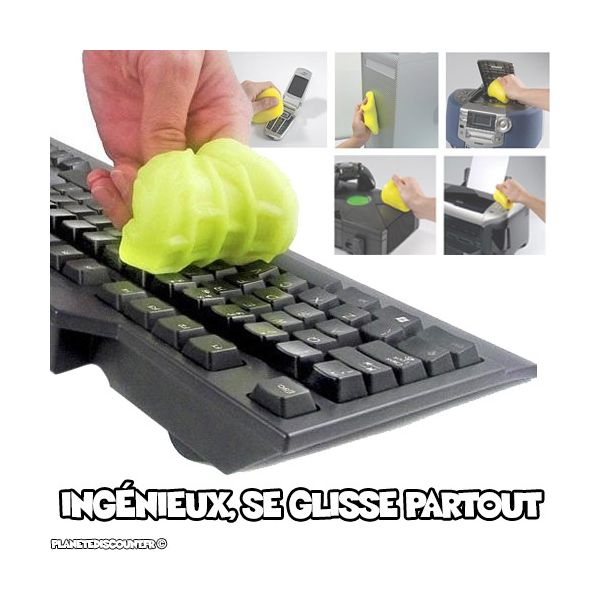 Nettoyage Clavier Clean Putty