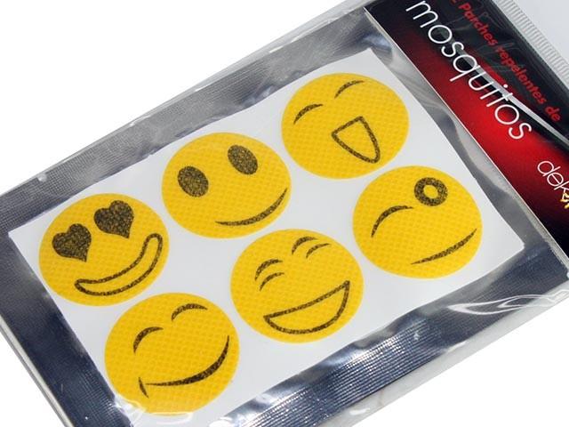 Sunshine smile Patches Anti-moustiques,Autocollants Anti-moustiques,Autocollants moustiques,Moustique Sticker,Patch Moustique Camping,Patch Moustique pour Enfants