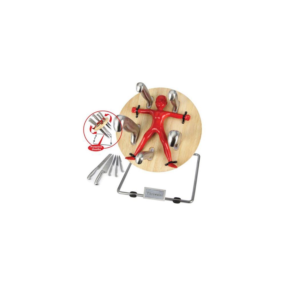 roue jeux de lance couteaux voodoo 5 couteaux au meilleur prix. Black Bedroom Furniture Sets. Home Design Ideas