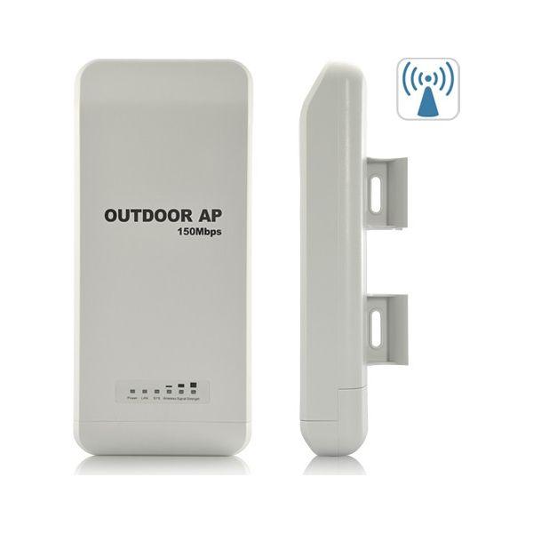Achat r p teur amplificateur sans fil wifi pour ext rieur for Repeteur wifi exterieur netgear