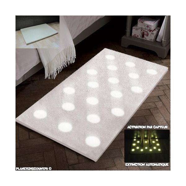 Tapis Lumière LED