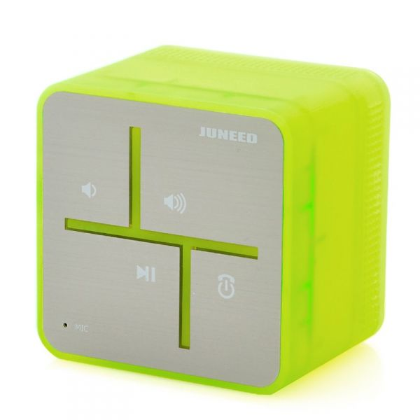 "Portable Bluetooth Speaker ""Juneed"" - Microphone, Bluetooth 3.0"