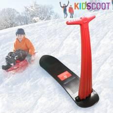 Trottinette de neige snowboard