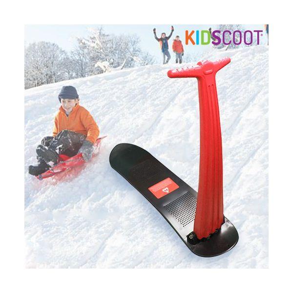 Trottinette de Neige KidScoot Snowboard