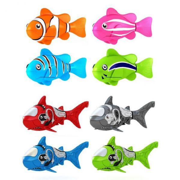 Robo Fish - Poisson et Requin