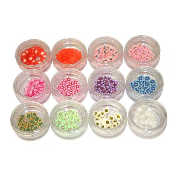 Set de stickers design pour ongles