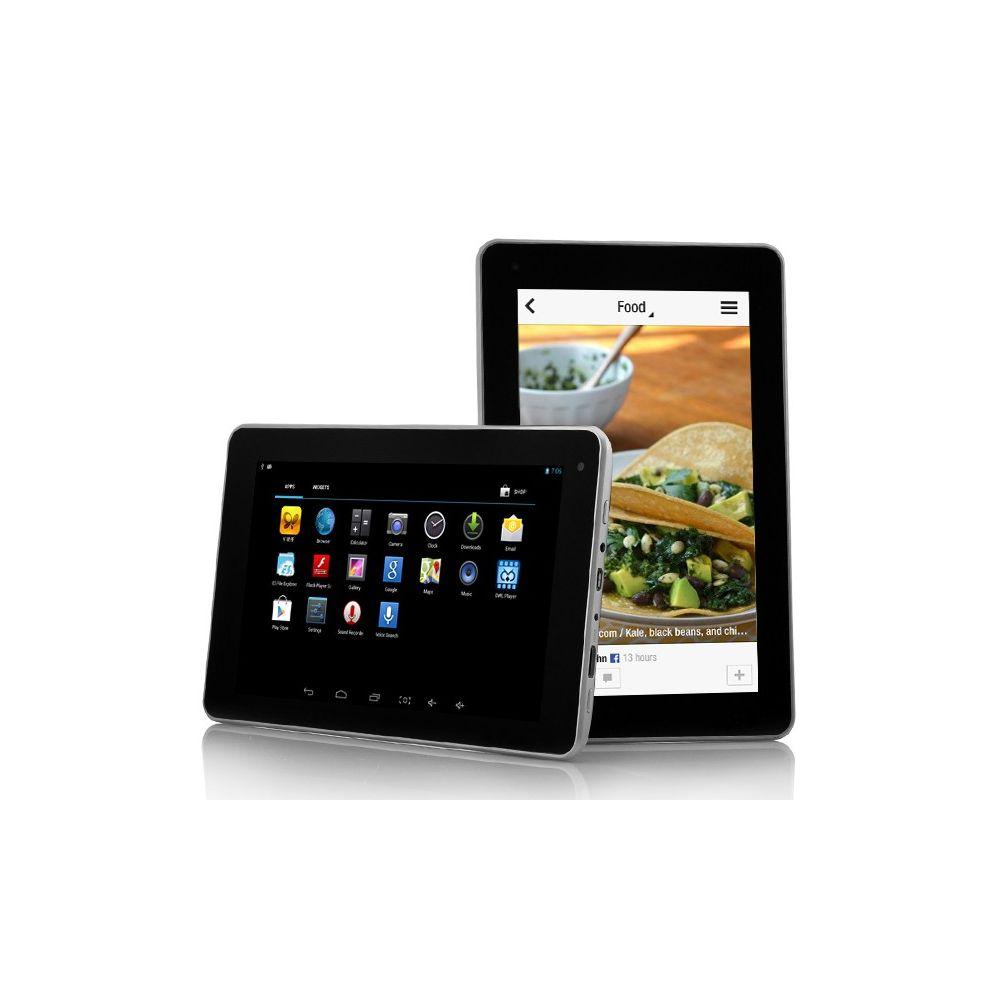 Tablette 7 pouces android 4 2 quad core 1 go de ram 8 go for Tablette special cuisine