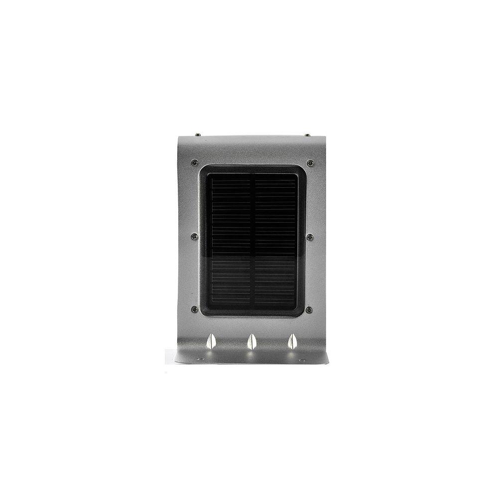 Lampe ext rieur led solaire avec capteur de mouvement for Lampes solaires led exterieur