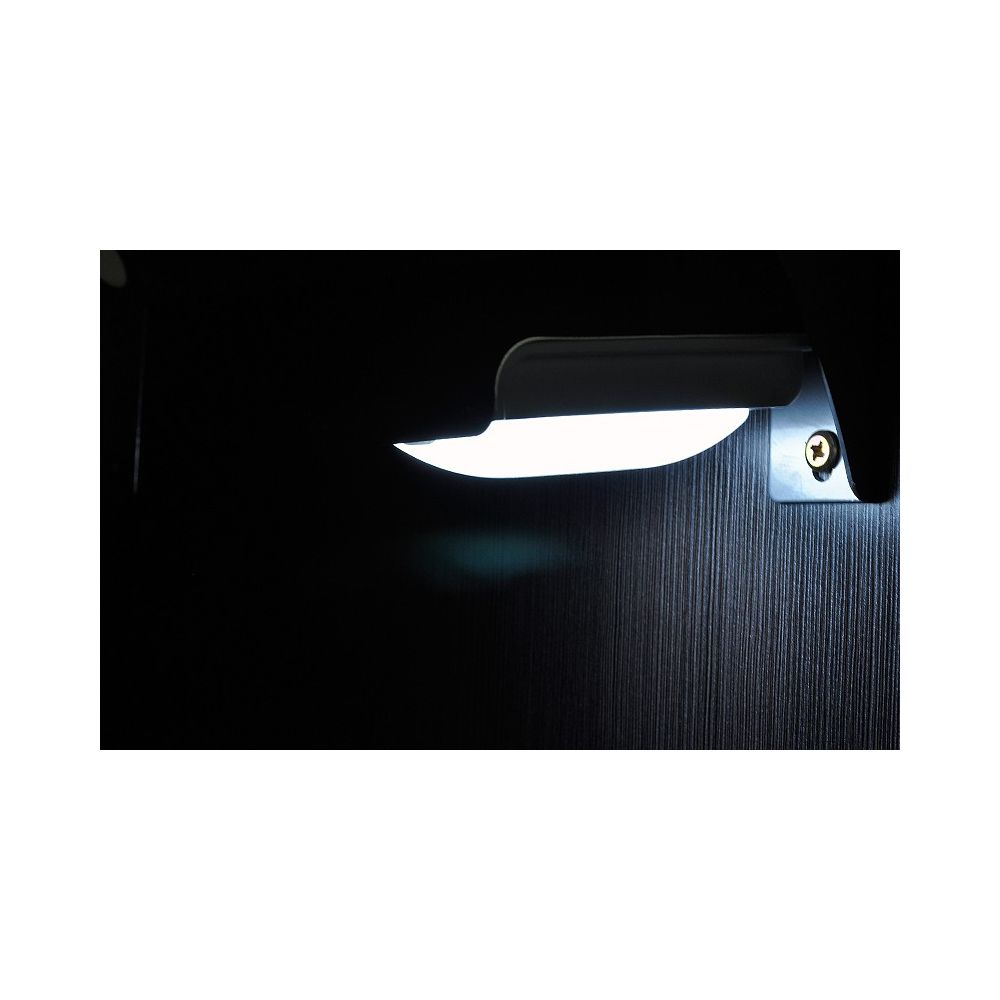 lampe ext rieur led solaire avec capteur de mouvement prix discount. Black Bedroom Furniture Sets. Home Design Ideas