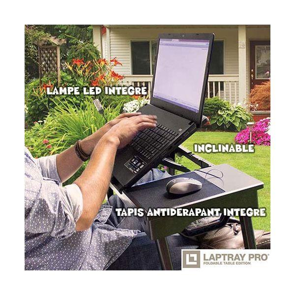 Table Portable Multi Fonction Laptray