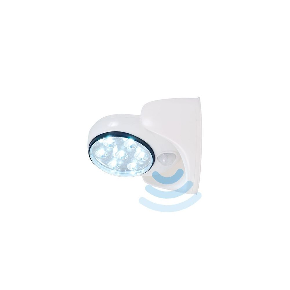 lampe led lampe led 360 avec d tecteur de mouvement pas. Black Bedroom Furniture Sets. Home Design Ideas