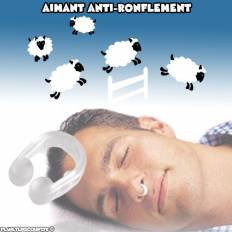 Kit Aimant Anti Ronflement