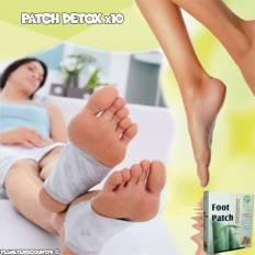 Patch Detox Pied - x10