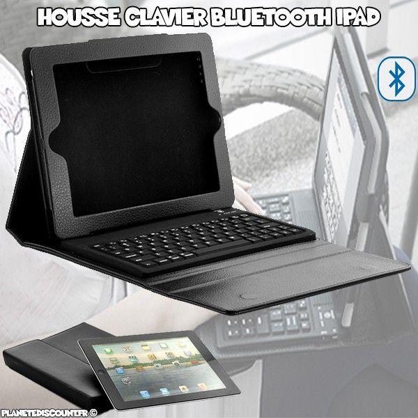 Housse Clavier Bluetooth iPad iPad 2 et iPad 3 - Etanche