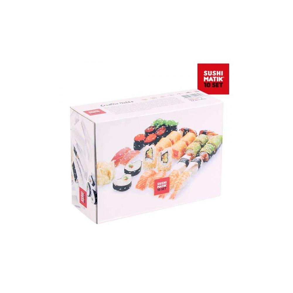 achat vente set moules sushi maki party pas cher. Black Bedroom Furniture Sets. Home Design Ideas