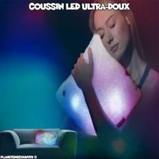 Coussin lumineux à LED Pillow
