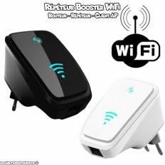 Répéteur Amplificateur Booster Wifi 300 Mbps