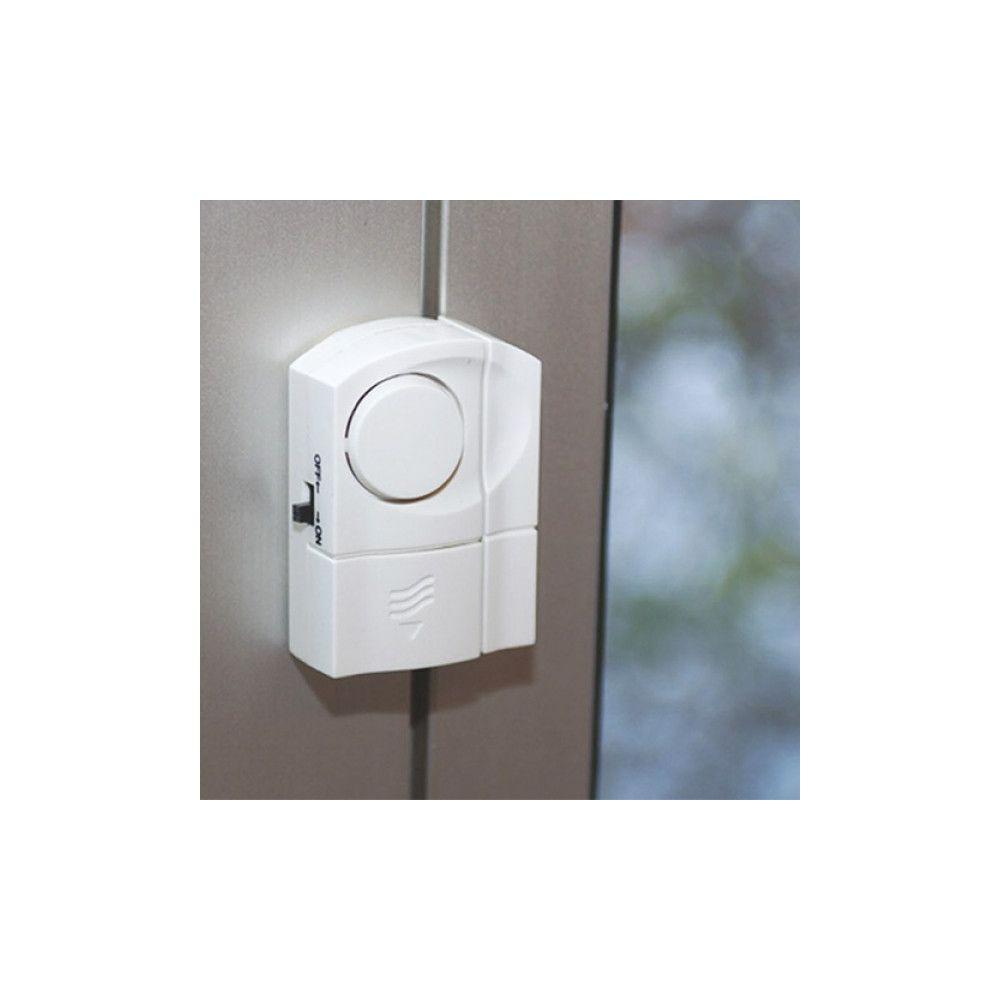 S curit maison achat alarme sans fil pour porte et for Porte et fenetre pas cher