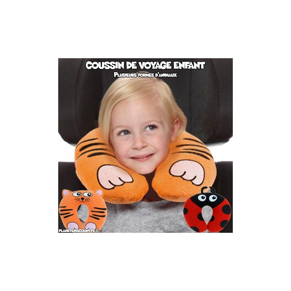 coussins enfants achat coussin de voyage enfant animaux. Black Bedroom Furniture Sets. Home Design Ideas