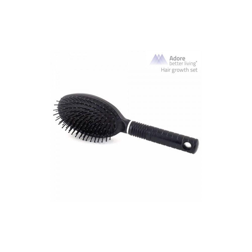 achat brosse lectrique antichute cheveux avec accessoires pas cher. Black Bedroom Furniture Sets. Home Design Ideas