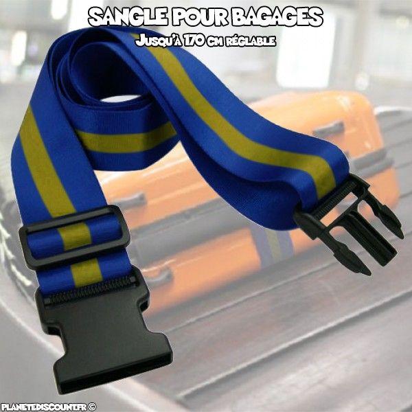 Sangle à bagages - valises