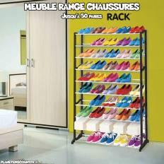 Meuble Range Chaussures Rack 50