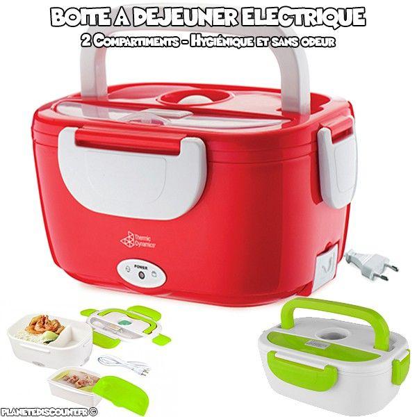 Boîte à déjeuner électrique