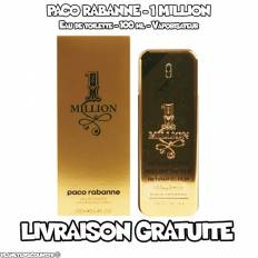 PACO RABANNE - 1 MILLION Eau de toilette 100 ML