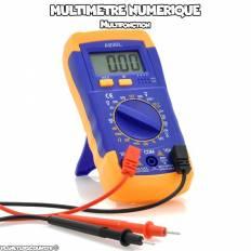 Multimètre numérique multifonction