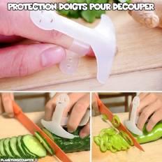 Protection des doigts pour découper