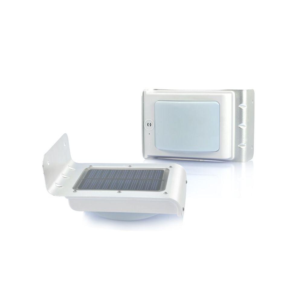achat applique ext rieur led solaire avec capteur de son. Black Bedroom Furniture Sets. Home Design Ideas