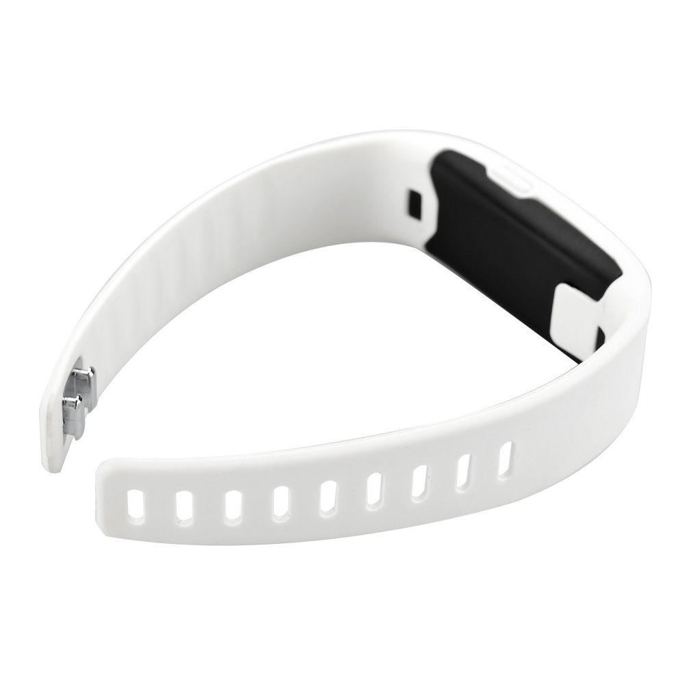 bracelet montre connect podom tre sommeil cran oled blanc pas cher. Black Bedroom Furniture Sets. Home Design Ideas