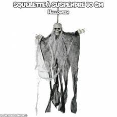 Squelette à suspendre 60 cm