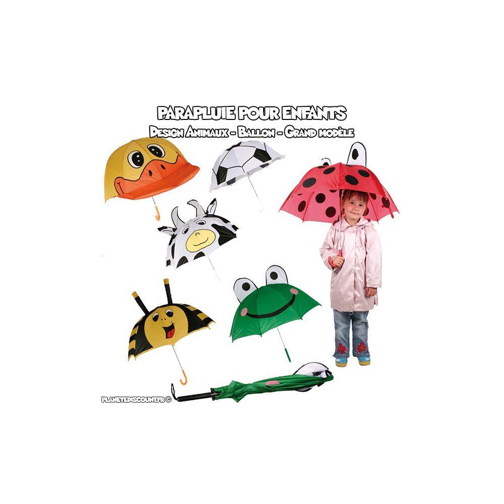 parapluie animaux achat vente parapluie 3d pour enfant pas cher. Black Bedroom Furniture Sets. Home Design Ideas