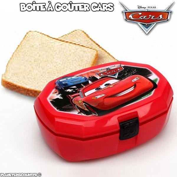 Boîte à déjeuner Disney - Cars