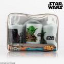 Set de salle de bain Star Wars - 4 pièces