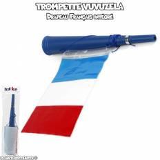 Vuvuzela Trompette avec drapeau - FRANCE
