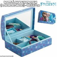Coffret à bijoux Frozen - Disney (La reine des neiges)