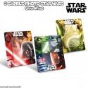 3 Cadres Photo Star Wars