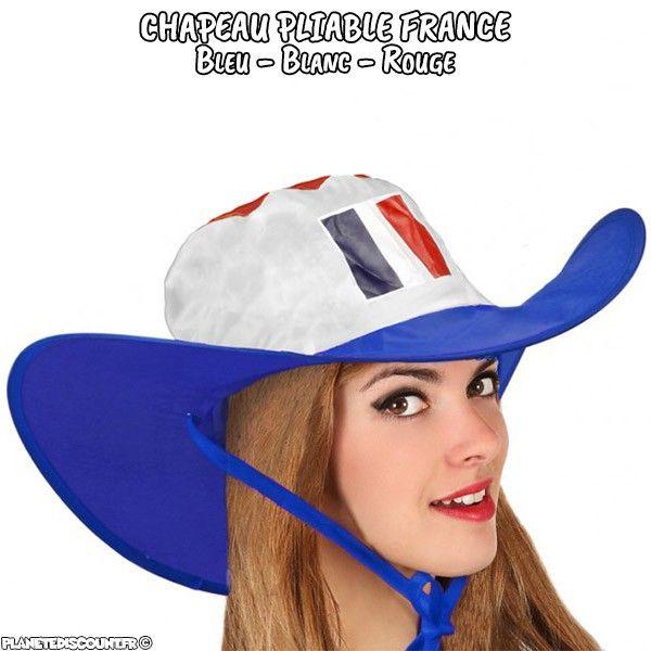 Chapeau pliable France