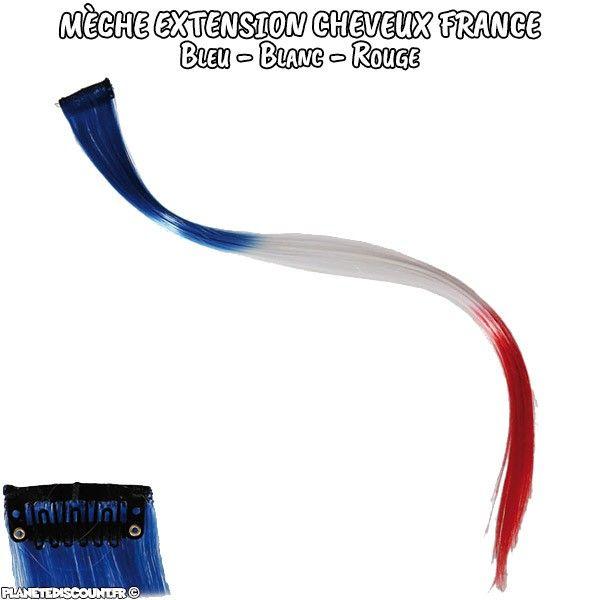 Mèche - Extension pour cheveux couleur France