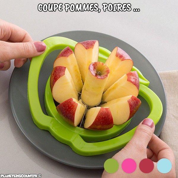 Coupe pommes, poires