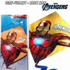 Cerf-volant Iron Man - Avengers - Marvel