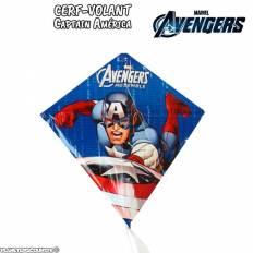 Cerf-volant Captain América - Avengers - Marvel