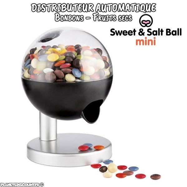 Distributeur automatique de bonbons et de fruits secs avec capteur