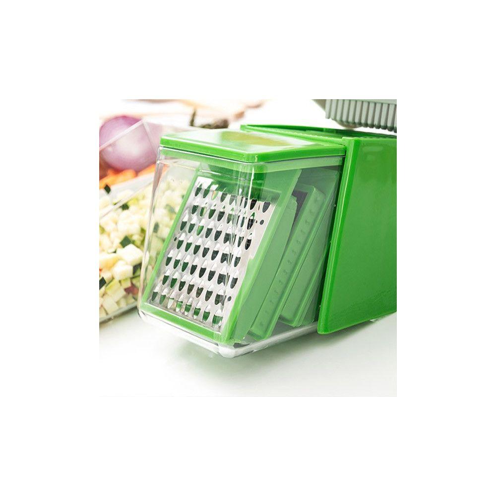 Coupe l gumes et fruits multifonction always fresh dicer pro pas cher - Coupe legumes multifonction ...