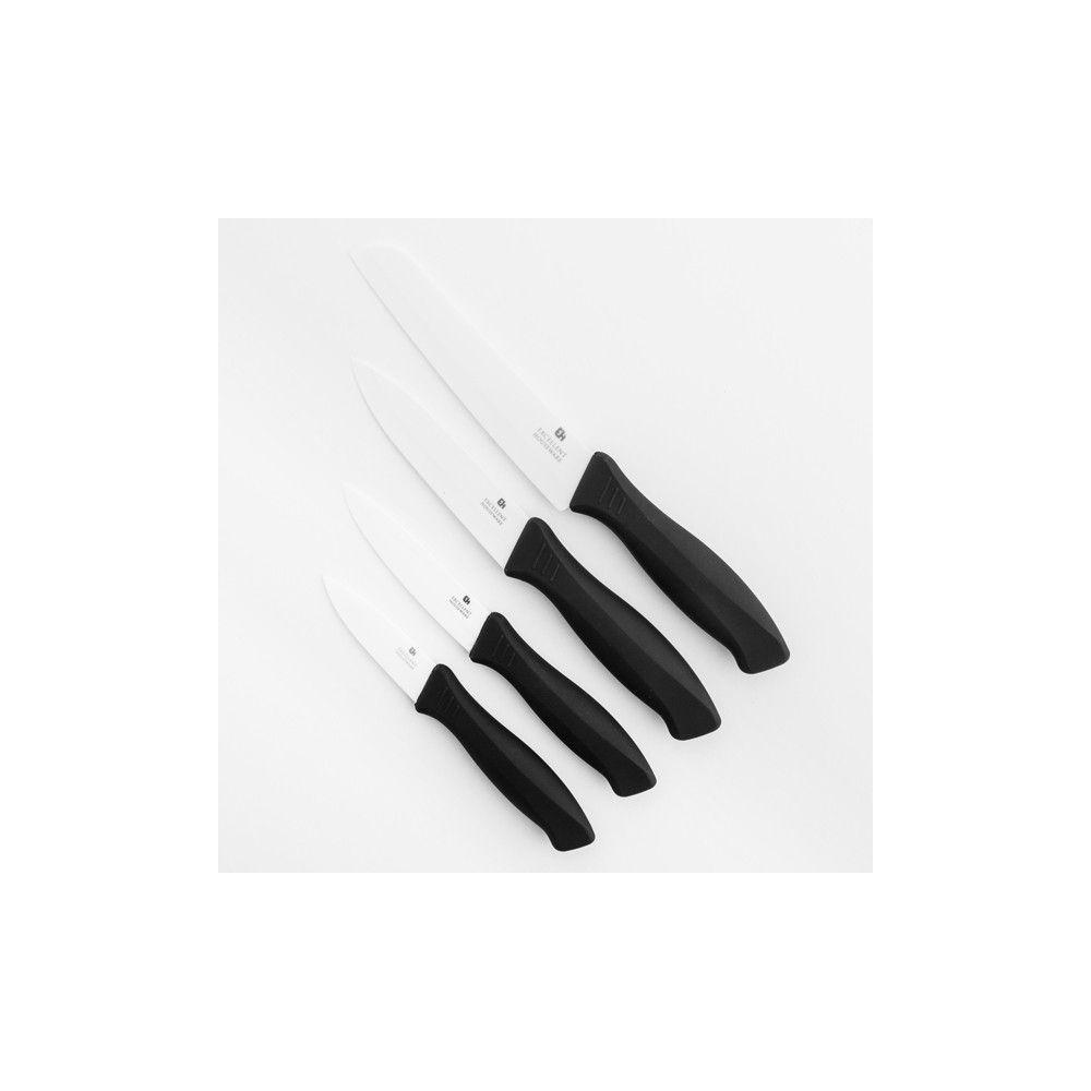 Couteaux couteaux en c ramique avec support 5 pi ces eh pas cher - Couteau ceramique pas cher ...