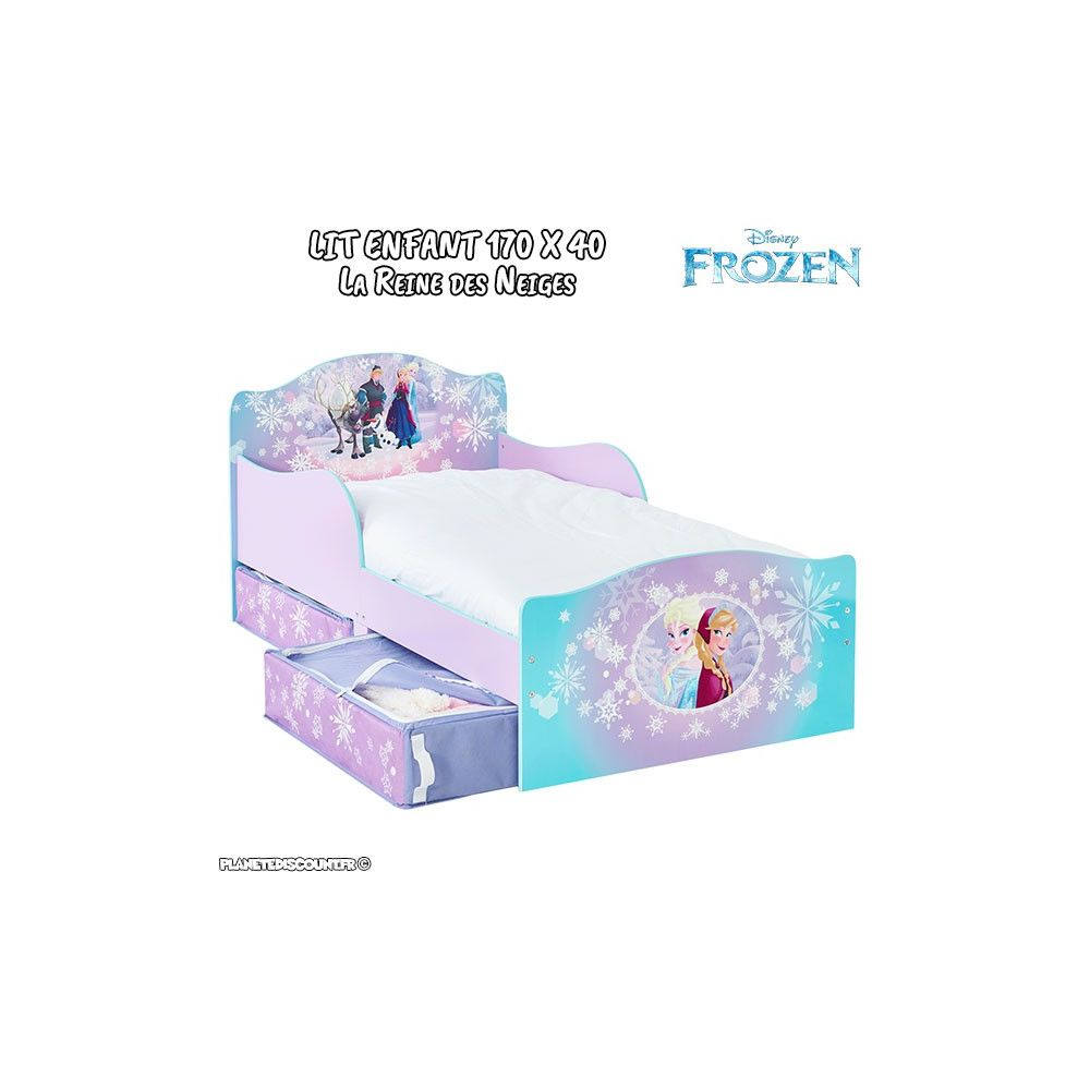 lit enfant la reine des neiges lit enfant frozen elsa disney pas cher. Black Bedroom Furniture Sets. Home Design Ideas