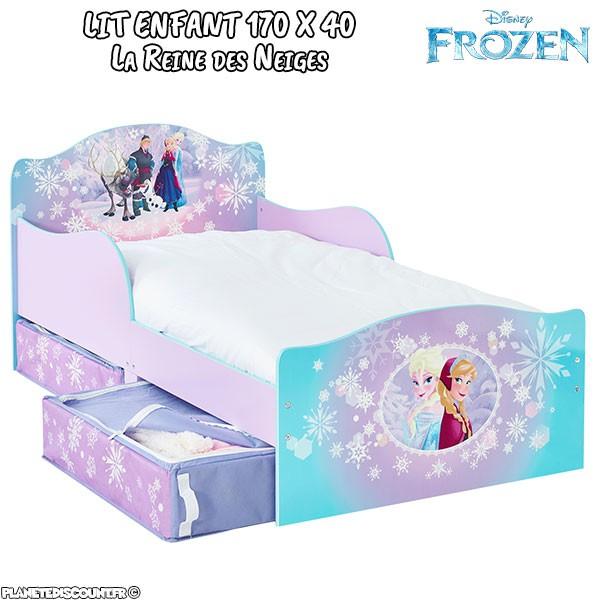 lit enfant la reine des neiges, lit enfant frozen elsa disney pas cher