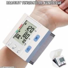 Tensiomètre numérique pour poignet